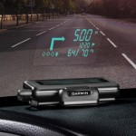 Garmin HUD (Heads Up Display)