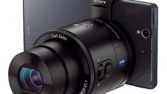 Sony Attachable Lens Camera