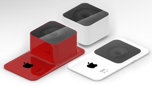 Apple iLens concept