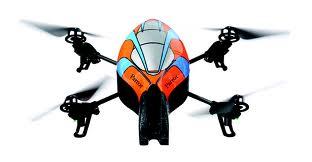 Parrot's gyroscopic AR Drone