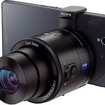 Sony Attachable Lens Camera